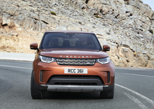 Salone di Parigi 2016: ecco la nuova Land Rover Discovery [Video]