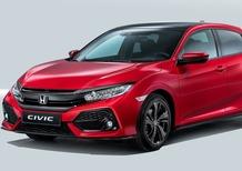 Nuova Honda Civic: svelata al Salone di Parigi la decima generazione [Video]