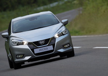 Nissan Micra, svelata la quinta generazione al Salone di Parigi [Video]