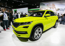 Skoda al Salone di Parigi 2016 [Video]