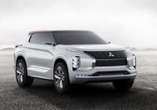 Salone di Parigi 2016: debutto per Mitsubishi GT-PHEV concept