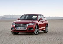 Nuova Audi Q5: il SUV presentato a Parigi [Video]