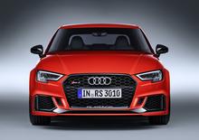 Salone di Parigi 2016, ecco la nuova Audi RS 3 Sedan