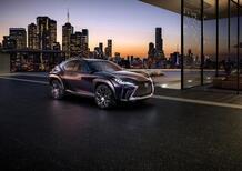 Lexus UX, il concept debutta al Salone di Parigi 2016 [Video]