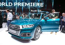 Audi al Salone di Parigi 2016 [Video]