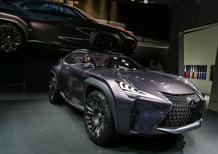 Lexus al Salone di Parigi 2016 [Video]