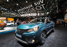 Peugeot al Salone di Parigi 2016 [Video]