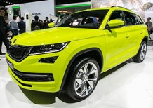 Salone di Parigi 2016: la nuova Skoda Kodiaq [Video]