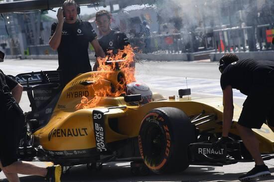 GP Malesia, Formula 1 2016