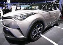 Salone di Parigi 2016: la nuova Toyota C-HR [Video]