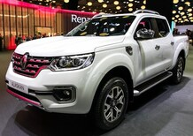 Salone di Parigi 2016: arriva il pick-up Renault Alaskan