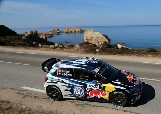 WRC16 Francia. Ogier e Ingrassia (VW) hanno scatenato l'inferno