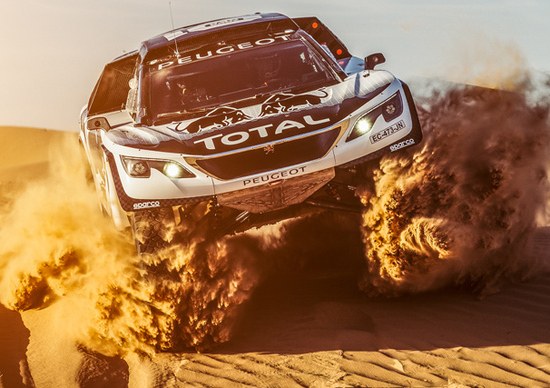 Cross-Country Rally. Marocco, prove Generali di Dakar