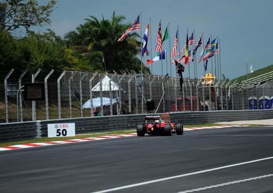 F1, Gp Malesia 2016: Giovinazzi star in GP2 e tutte le altre news