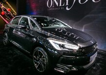 DS5 Commande Spéciale: one-off al Salone di Parigi 2016 [Video]