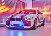 BMW M2: la Safety Car della Moto Gp al Salone di Parigi 2016 [Video]