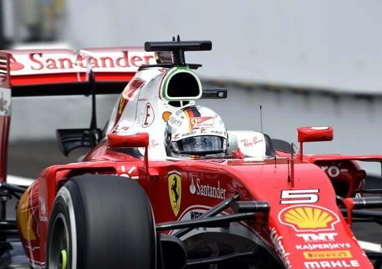 F1, Gp Malesia 2016: Vettel, è ora di resettare la mente