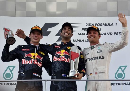 F1, le pagelle del Gp della Malesia 2016