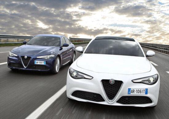Alfa Romeo Giulia Veloce: cuore sportivo