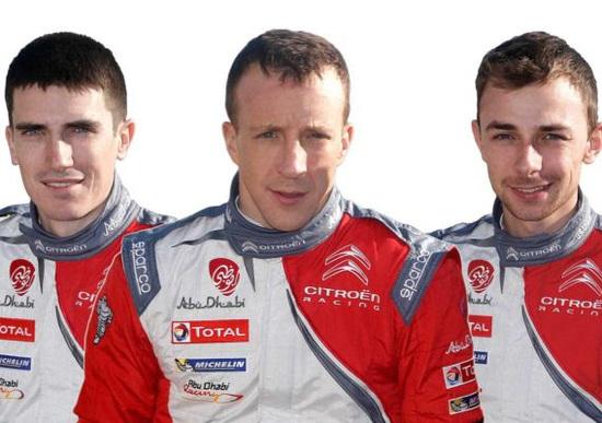 WRC17. Ecco la Squadra Citroen, C3 WRC Ready