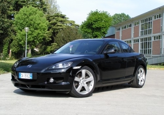 mazda rx 8 prove. Black Bedroom Furniture Sets. Home Design Ideas
