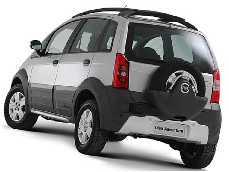 Fiat idea adventure news for Fiat idea adventure locker 2015