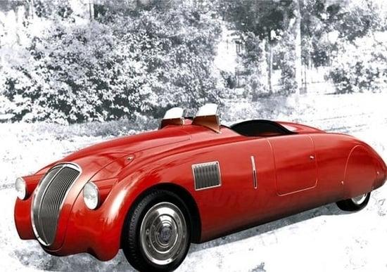 Lancia Aprilia Sport by Zagato