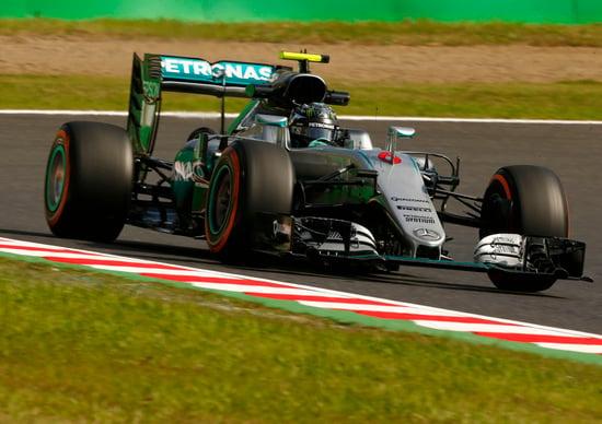 F1, warm up insolito per Sebastian Vettel in Giappone