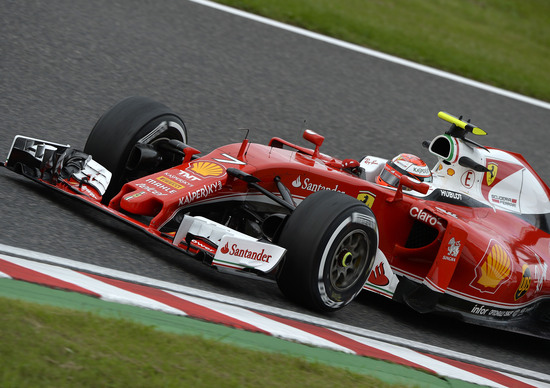 F1 Gp Suzuka 2016 Dichiarazioni piloti Ferrari: Vettel