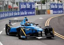 Formula E, ePrix di Hong Kong: vince Buemi