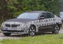 Nuova BMW Serie 5: l'unveiling ufficiale il 13 ottobre [Video teaser]
