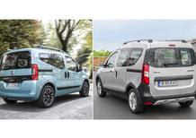 Quale comprare, Confronto: Dacia Dokker 1.5 dCi Vs Fiat Qubo 1.3 Mjt