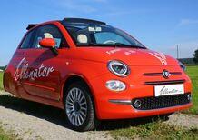 Una Fiat 500 triciclo per sedicenni: l'ingegnosa idea di un imprenditore tedesco