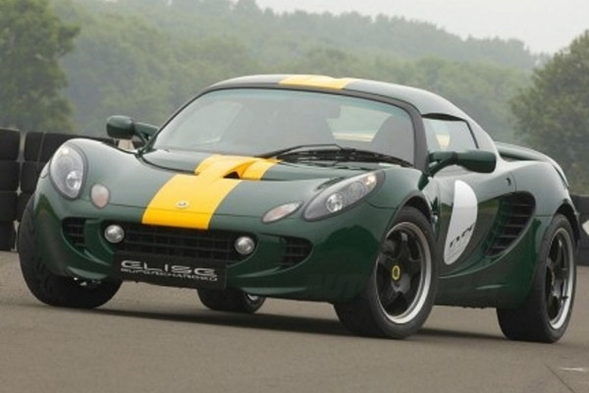 lotus clark type 25 elise sc special edition news. Black Bedroom Furniture Sets. Home Design Ideas
