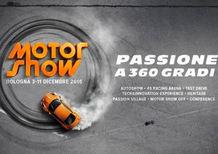 Motor Show 2016, al via la vendita dei biglietti