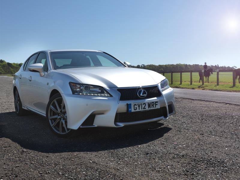 Lexus GS (3)