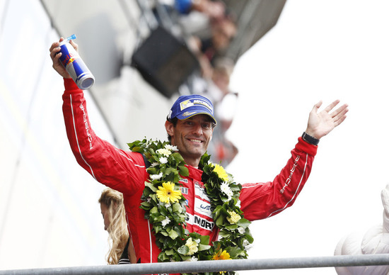 Mark Webber, ritiro dalle corse a fine 2016