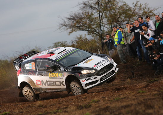 Rally di Spagna 2016. In Catalunya Sordo è sempre primo