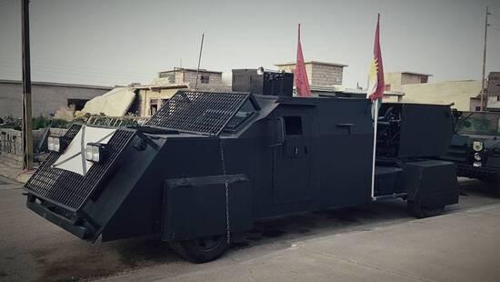 Iraq, via l'offensiva per riprendere Mosul