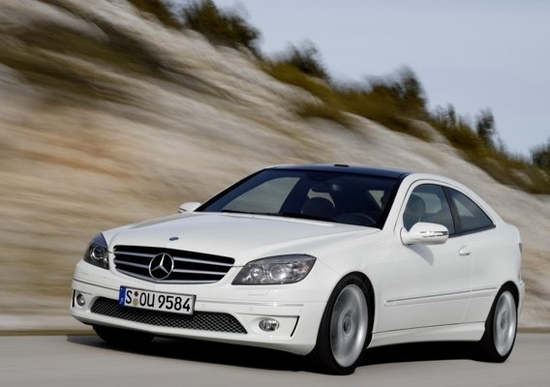 Mercedes CLC 160 BlueEfficiency