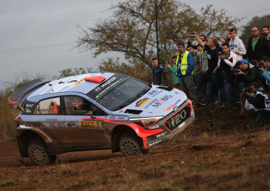 WRC16 Spagna. Sordo Re della Terra (ma lui dice che è merito di Hyundai)
