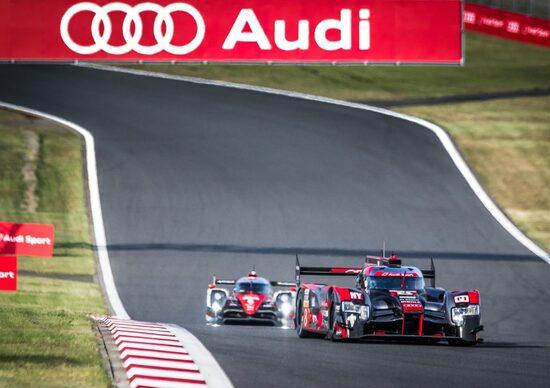 WEC 2016, 6 Ore del Fuji: pole per Audi