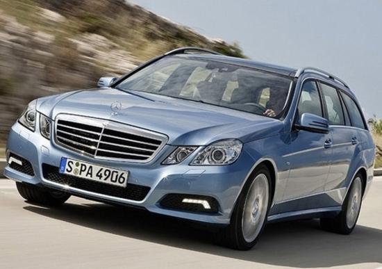 Nuova Mercedes Classe E SW