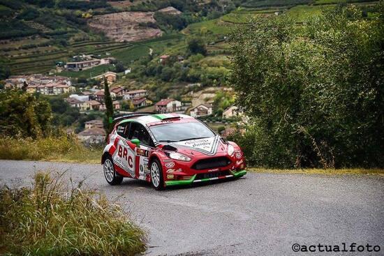 Il senese Granai campione di rally italiano
