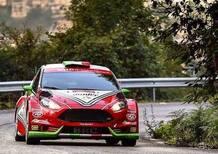 CIR 2016 Due Valli. Basso e Granai (BRC Ford) Campioni Italiani 2016