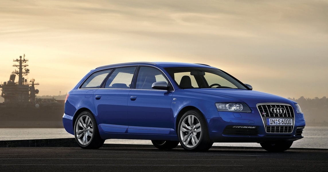 audi s6 avant 5 2 v10 qu tip 09 2008 12 2010 prezzo. Black Bedroom Furniture Sets. Home Design Ideas