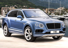 Bentley Bentayga (2015->>)