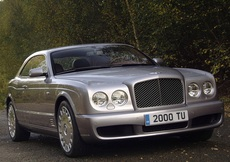 Bentley Brooklands (2008-10)