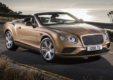 Bentley Continental GTC (2006->>)