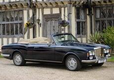 Bentley Corniche (1977-83)